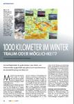1000 Kilometer im Winter - Traum oder Möglichkeit?