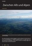 Zwischen Alb und Alpen