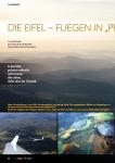 "Die Eifel - Fliegen in ""preussisch Sibirien"""