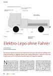 Elektro-Lepo ohne Fahrer