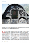 Praxistest LX9000