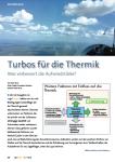 Turbos für die Thermik
